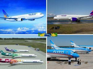 Aerolíneas con tarifas especiales
