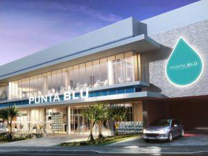 El acogedor Shopping Punta Blu de Bonbinhas.