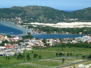 Lagoa da Conceicao en Florianópolis