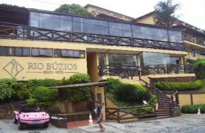 Hoteles en Buzios