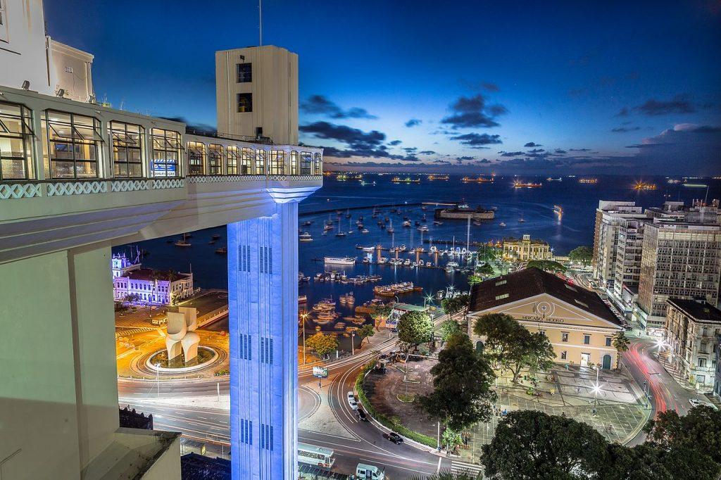 Información general de Salvador da Bahía - Turismo Brasil