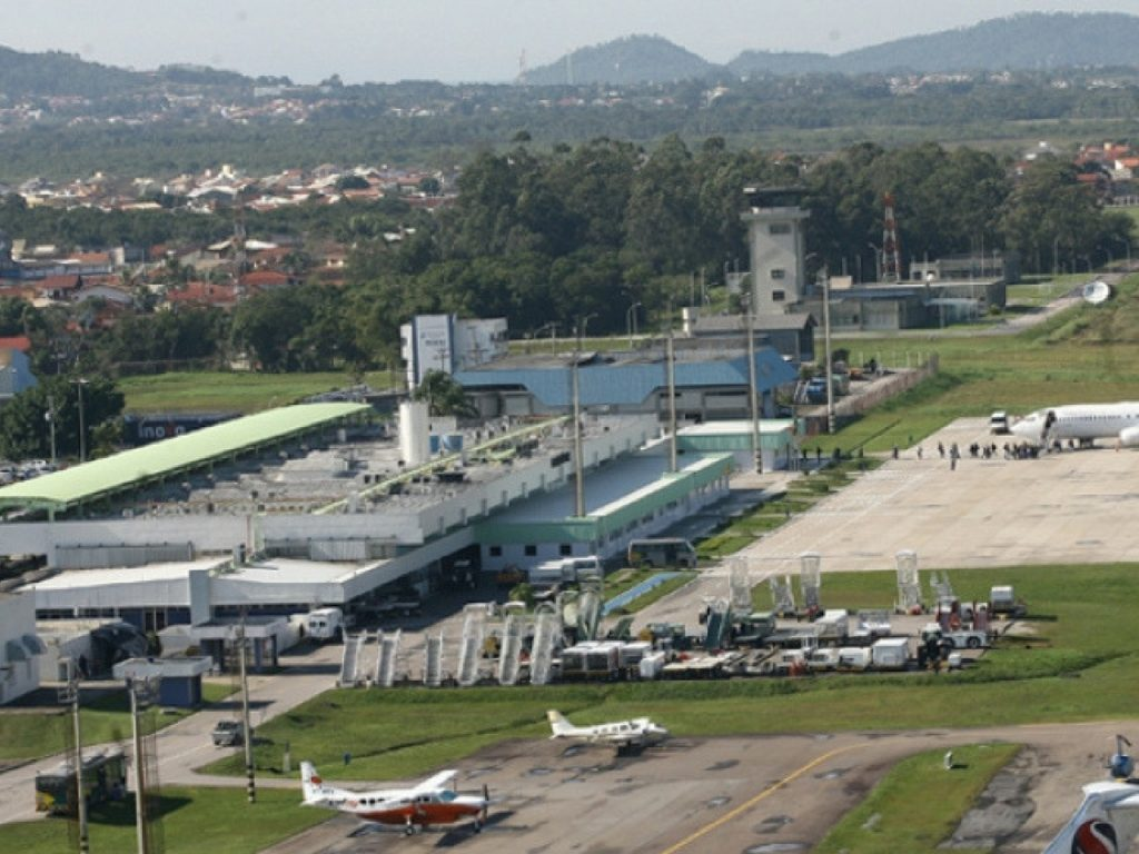 Aeroporto de salvador bahia brazil - 1 6