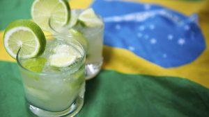 La caipirinha es la bebida nacional de Brasil.