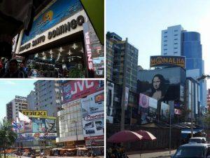 Centros comerciales en Ciudad del Este