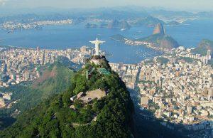 Sitios turísticos en Brasil