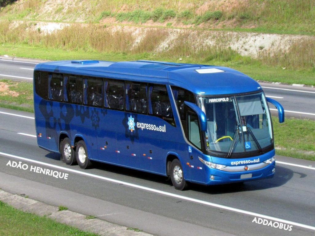 Autobuses en brasil turismo brasil - Autobuses larga distancia ...