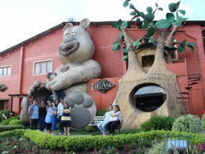 Fábrica de Chocolates Lugano