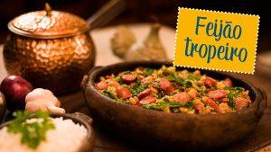 El feijao de tropeiro es un plato tradicional del sureste de Brasil.