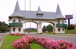 Gramado y Canela se ubican a 120 km de Porto Alegre