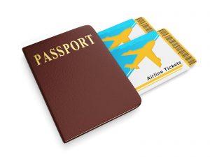 Solo algunos países requieren de pasaporte