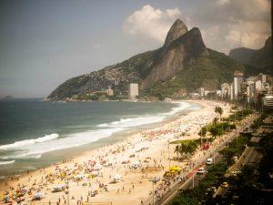 Playa de Ipanema - Río de Janeiro