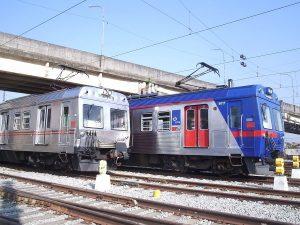 Sistema ferroviario en São Paulo
