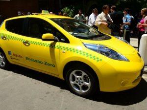 Taxi  en Brasil