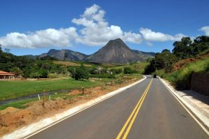 Viaje por carretera hacia Brasil