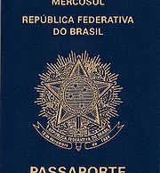 Pasaporte brasilero