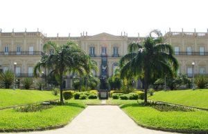 Museo Nacional de Brasil