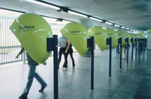 Teléfonos públicos en Brasil