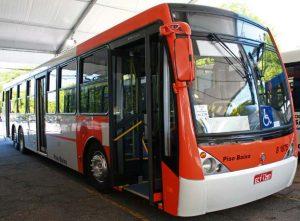 Autobuses en Brasil