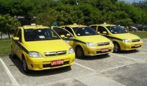 Taxis en Brasil