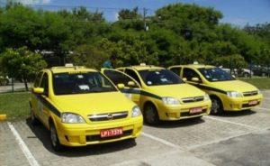 Taxis en Río de Janeiro