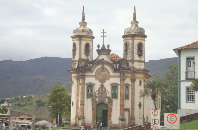 Iglesia de São Francisco de Assis, Ouro Preto