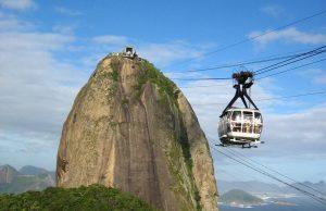 Lugares turísticos en Río de Janeiro