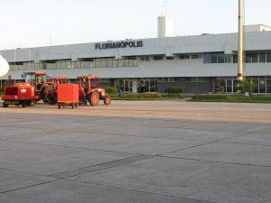 HercilioLuz Airport Florianopolis