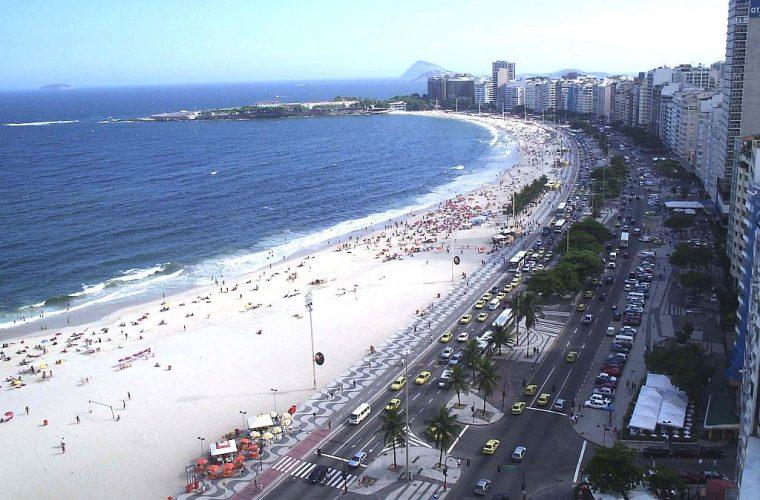 Playa de Copacabana (Rio de Janeiro)