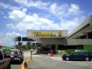 T2 del Aeropuerto Internacional de Guarulhos