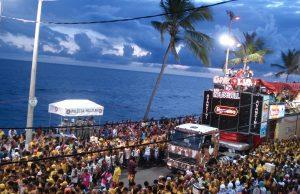 Delegaciones en el Carnaval Salvador de Bahía