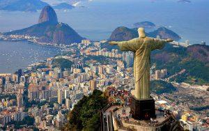 Brasil en primavera.