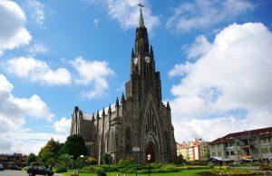 Iglesias en Brasil