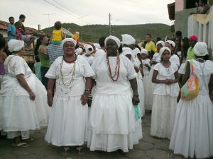 Trajes típicos de Salvador de Bahía