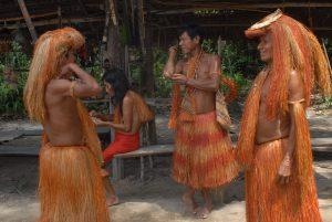 Tribu Yaguas - Amazonía de Brasil