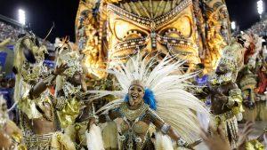 Trajes del Carnaval de Río de Janeiro