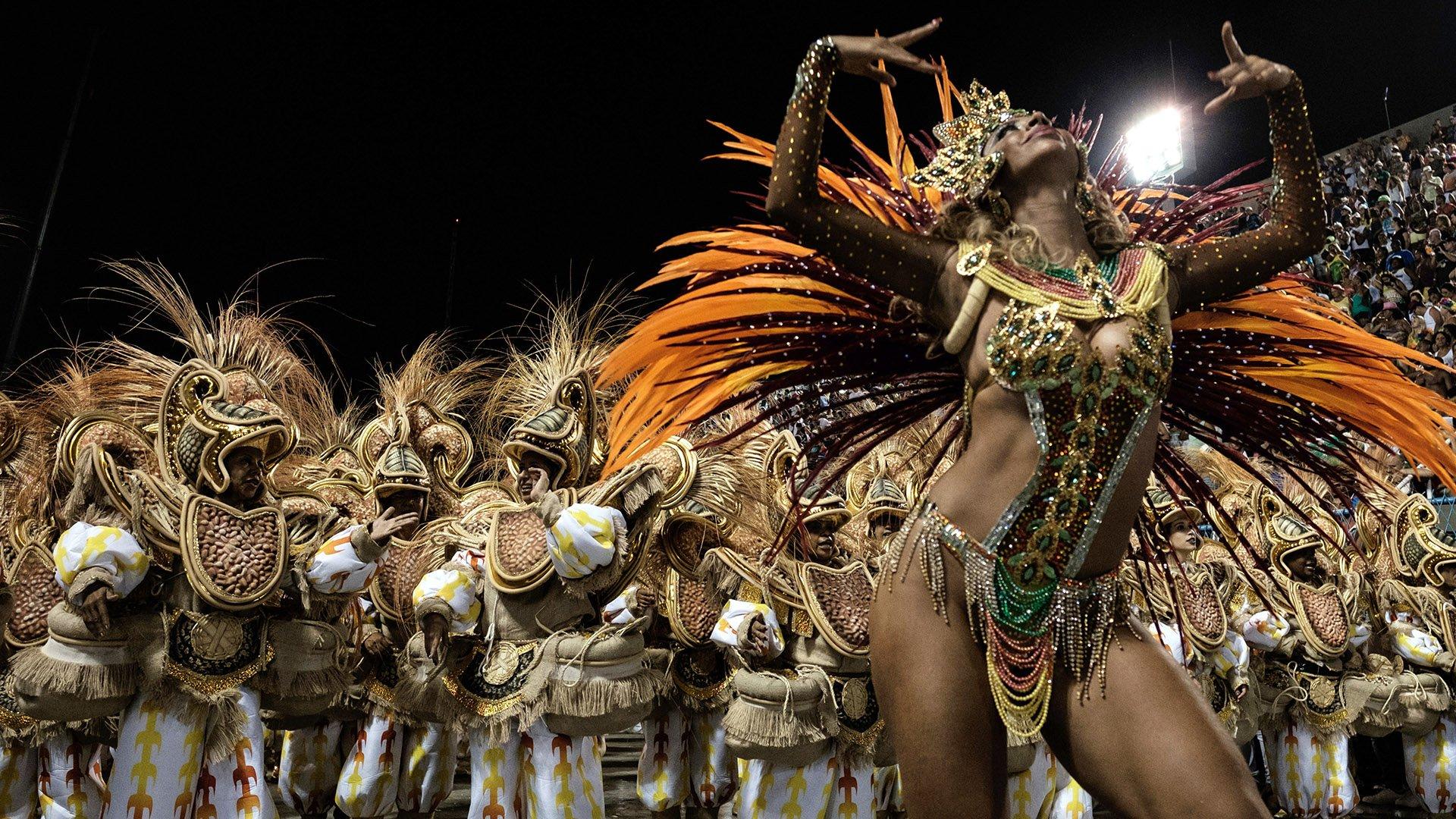 33f7e940d1e4 Ropa típica de Brasil - Turismo Brasil