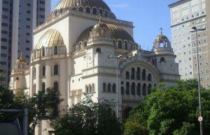 Iglesias en Sao Paulo