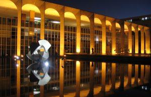 Monumentos en Brasilia