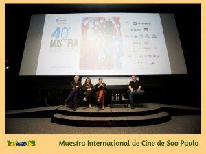 Proyección de la película Bosque Atlántico en la Muestra Internacional de Cine de Sao Paulo