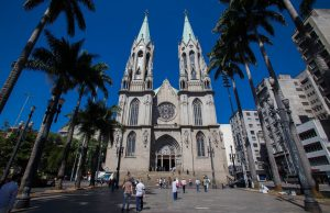 Monumentos en Sao Paulo