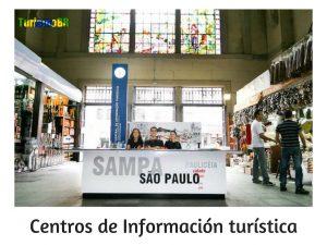 Centros de Información turística de Sao Paulo